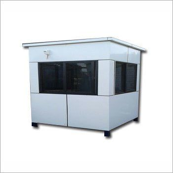 Gatehouse Security Cabin - Gatehouse Security Cabin Manufacturer ...