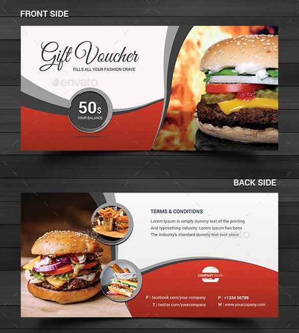 23+ Gift Coupon Templates – Free Sample, Example, Format Download ...
