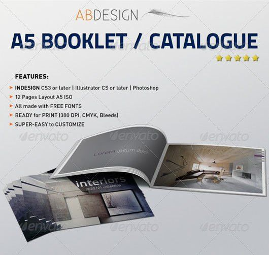 40 High Quality Brochure Design Templates | Web & Graphic Design ...