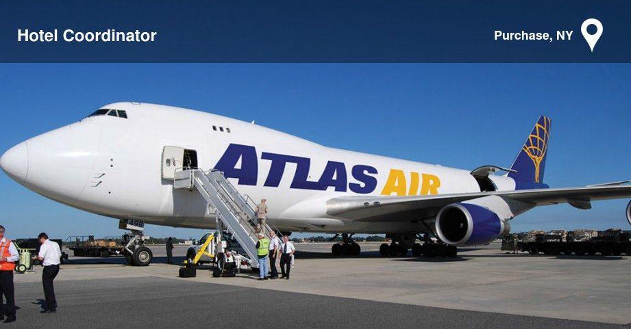 Atlas Air, Inc Job - 19274613 | CareerArc
