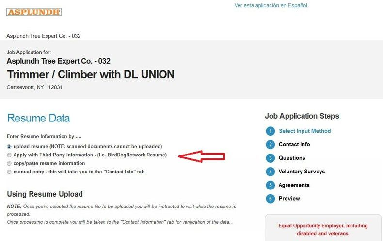 How to Apply for Asplundh Jobs Online at asplundh.com/careers