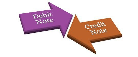 Difference Between Debit Note and Credit Note (with Comparison ...