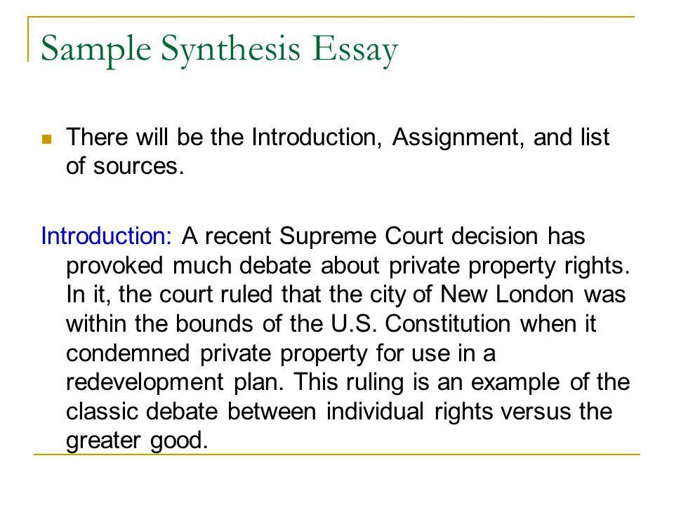 college board sample synthesis essay. summary response essay ...