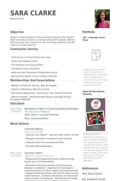 image gallery of crafty inspiration general resume template 10 ...
