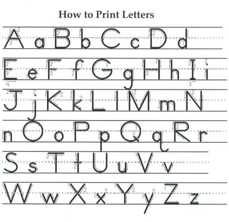 265 best Handwriting images on Pinterest   Preschool writing ...