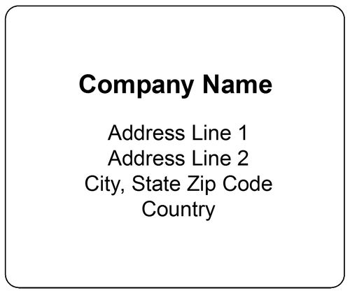 Shipping Label Templates - Download Shipping Label Designs
