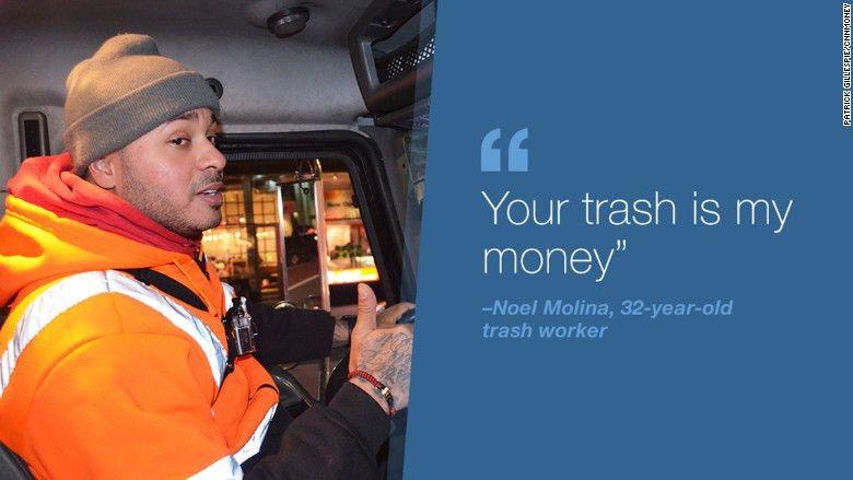 The $100,000 job: Garbage workers - Feb. 24, 2016