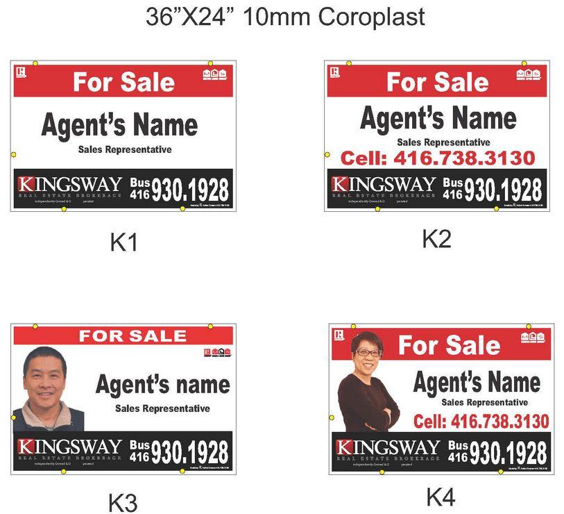 Kingsway Signage | Jeff The Sign Man | JEFFREY ALLEN | MR. | SIGN ...