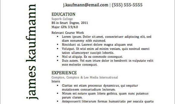Download Great Resume | haadyaooverbayresort.com