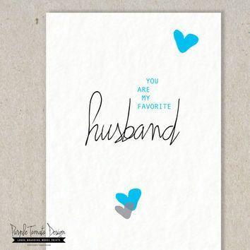 Printable Birthday Cards For Husband – gangcraft.net