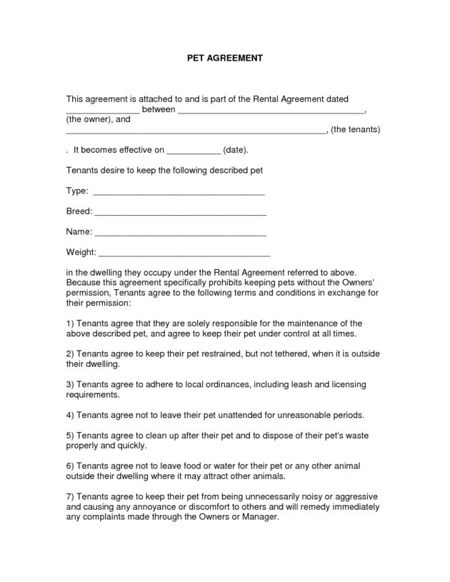 Free Printable Lease Rental Agreement Template Sample : Helloalive