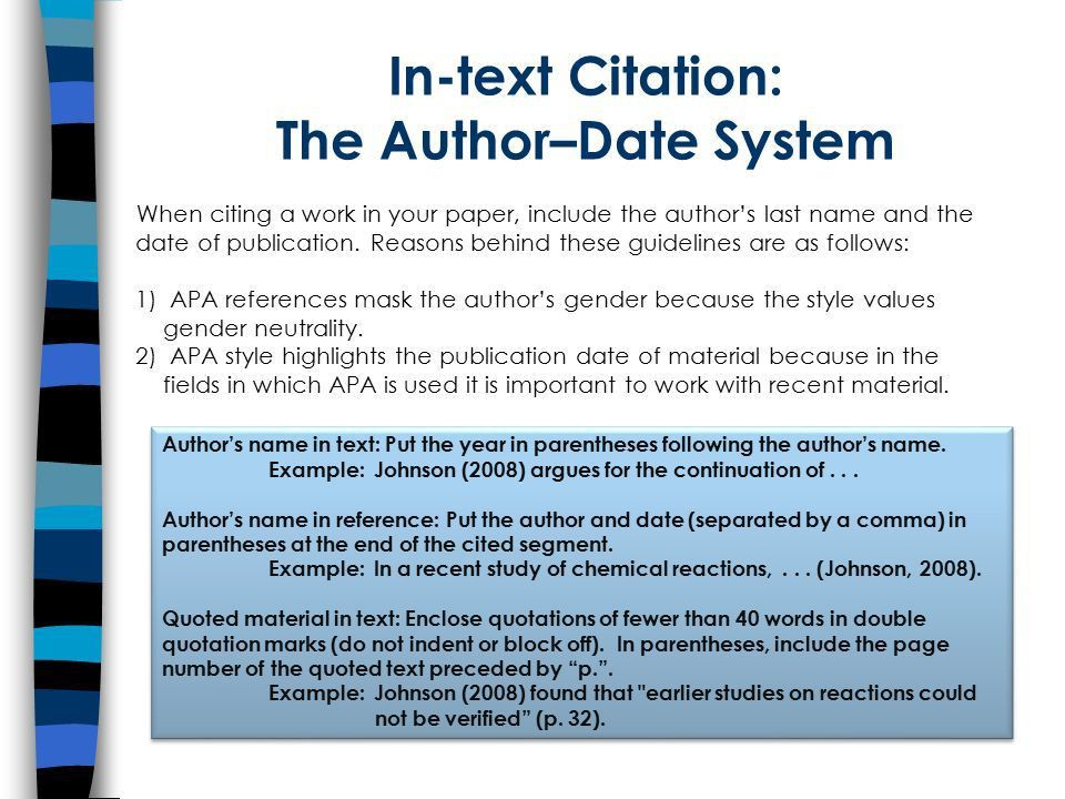Bunch Ideas of Apa Format In Text Citation Encyclopedia In Format ...