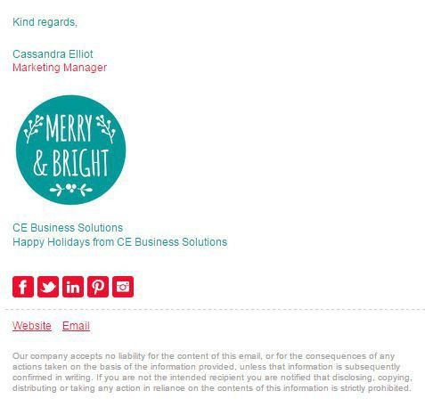Best 25+ Email signature templates ideas on Pinterest | Email ...