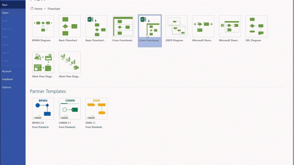 Automatically create process diagrams in Visio from Excel data ...