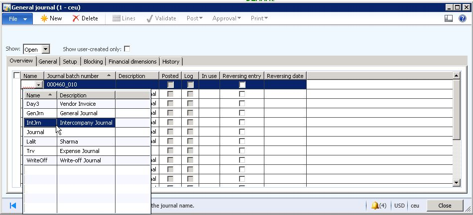 Intercompany accounting setup and process in Microsoft dynamics AX ...