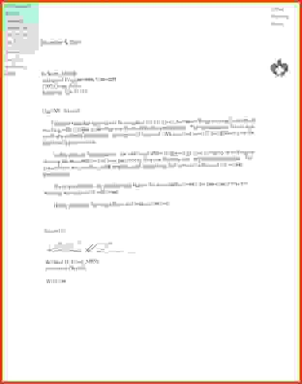 Personal Recommendation Letter.personal Recommendation Letter ...