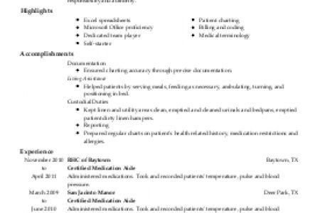 Surgical Scheduler Resume Examples, Surgical Scheduler Resume ...