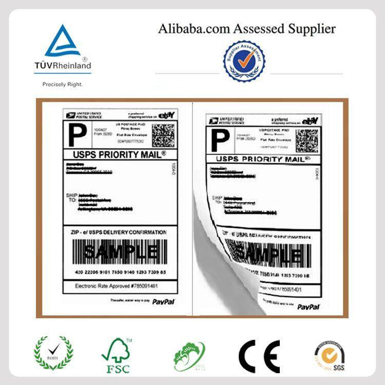 2014 Price 11x8.5 Inch Adhesive Free Shipping Label Usps,Ebay ...