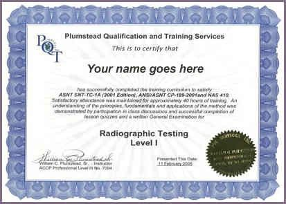 TRAINING CERTIFICATE TEMPLATE | proposalsampleletter.com