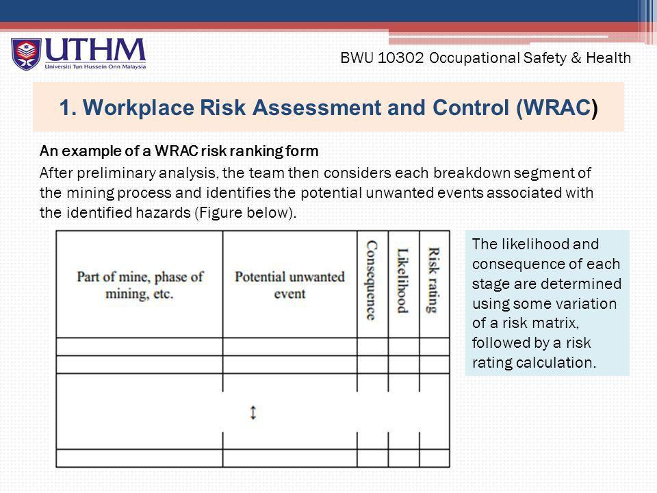 Process Risk Assessment Template - cv01.billybullock.us