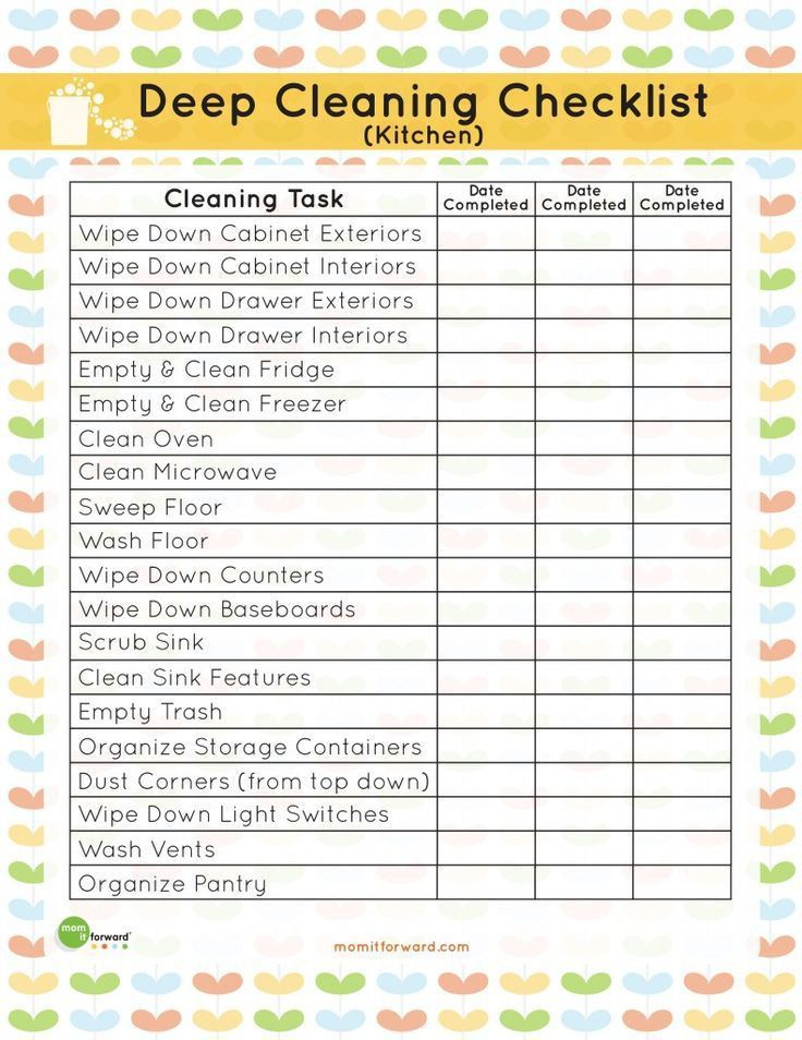 Best 25+ Deep cleaning schedule ideas on Pinterest | Deep cleaning ...