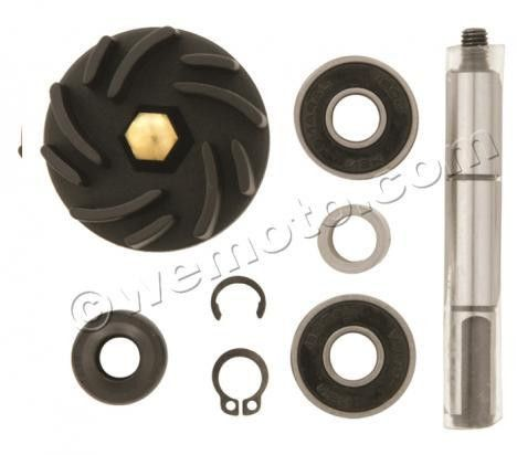 Piaggio Hexagon 125 2 Stroke 94-97 Water Pump Repair Kit Parts at ...