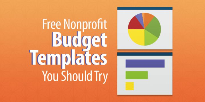 13 Free Nonprofit Budget Templates You Should Try