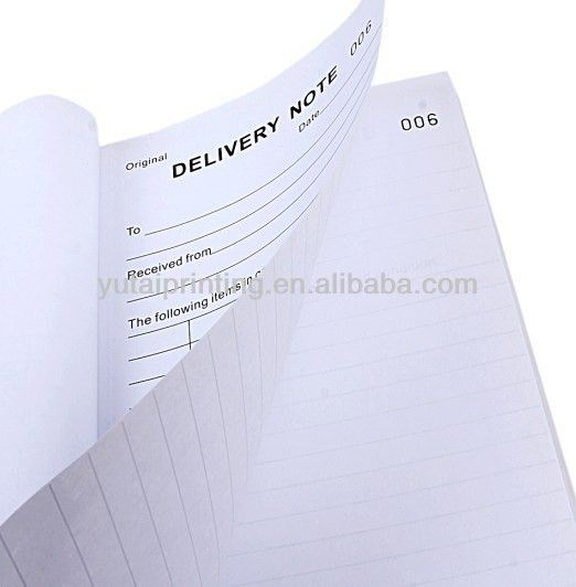 Newly Hot Selling Goods Professional Invoice Duplicated Book - Buy ...