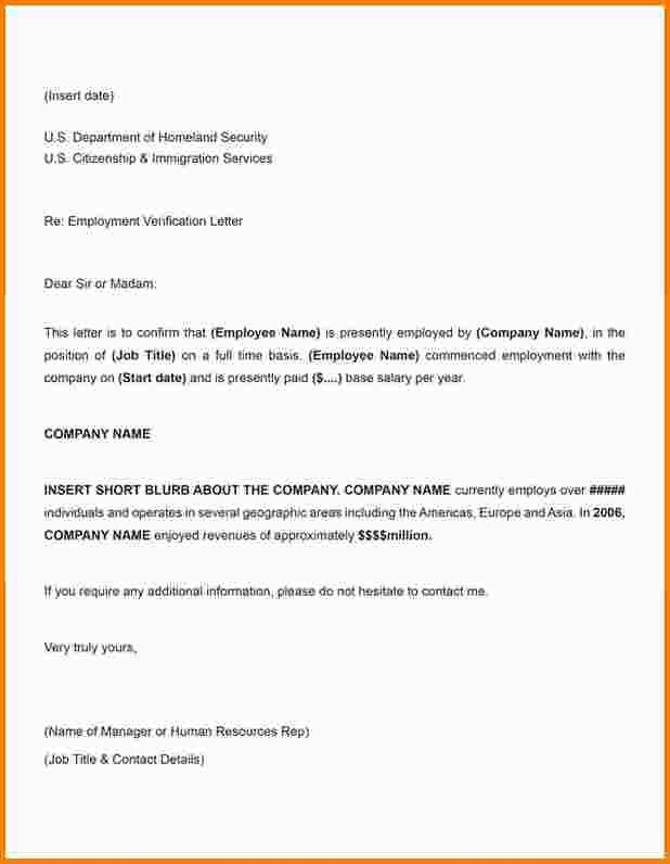 8+ employment verification letter template word | nypd resume