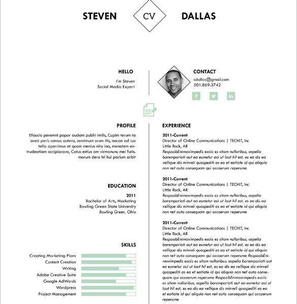 1 Page Resume | haadyaooverbayresort.com