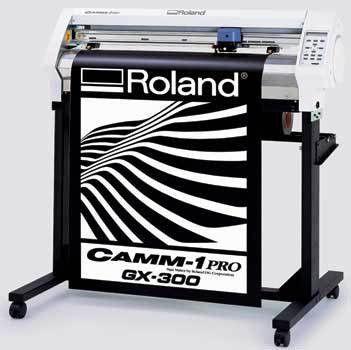 "Roland GX PRO-300 30"" Vinyl Cutter Plotter"