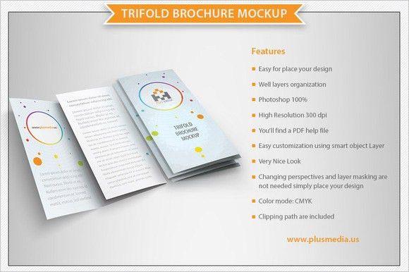 7+ Blank Brochures - PSD, PDF