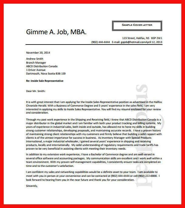 full size of resumeinside sales sample resume cover letter formate ...