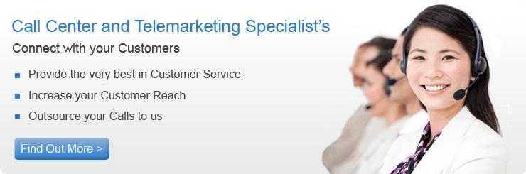 Bangkok Call Center Services Thailand - TeleDirect Asia