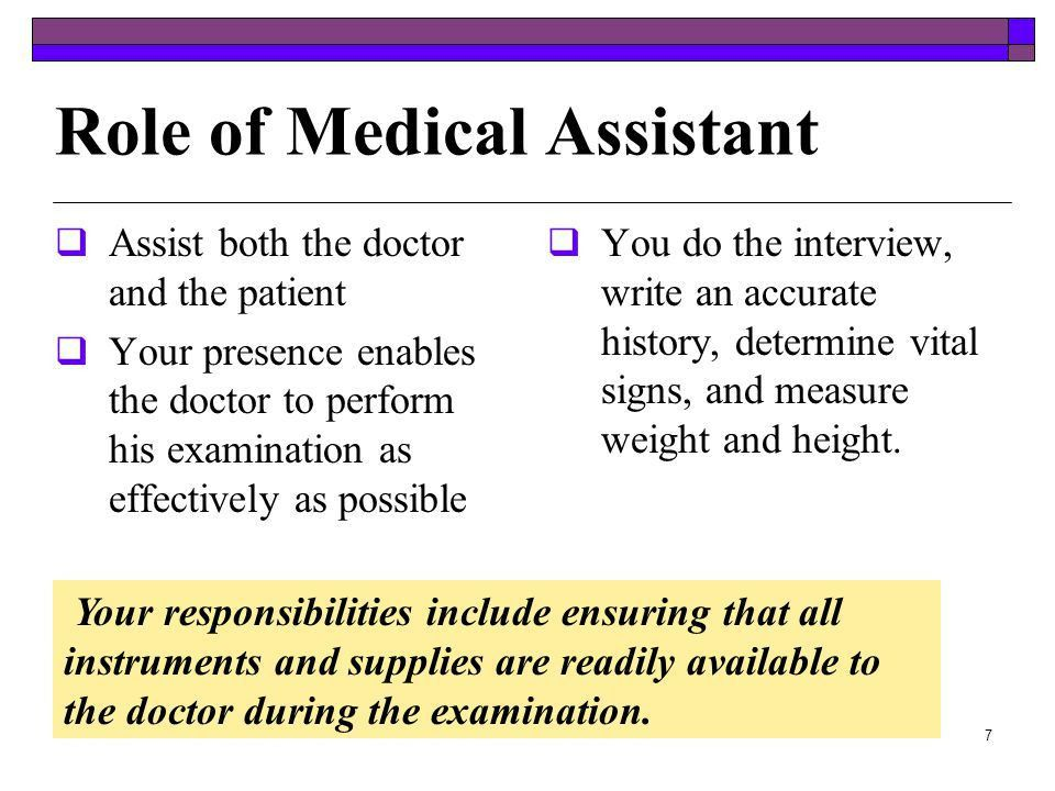 Medical Assisting Chapter ppt video online download