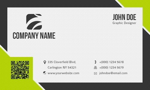 Business Cards Template | Free Business Template