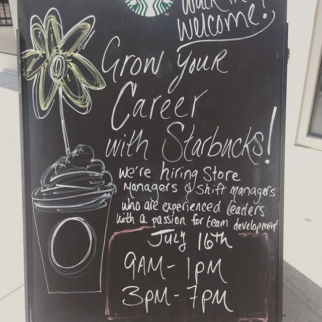 Supervisor (US) #Starbucks #Job #Barista #Coffee