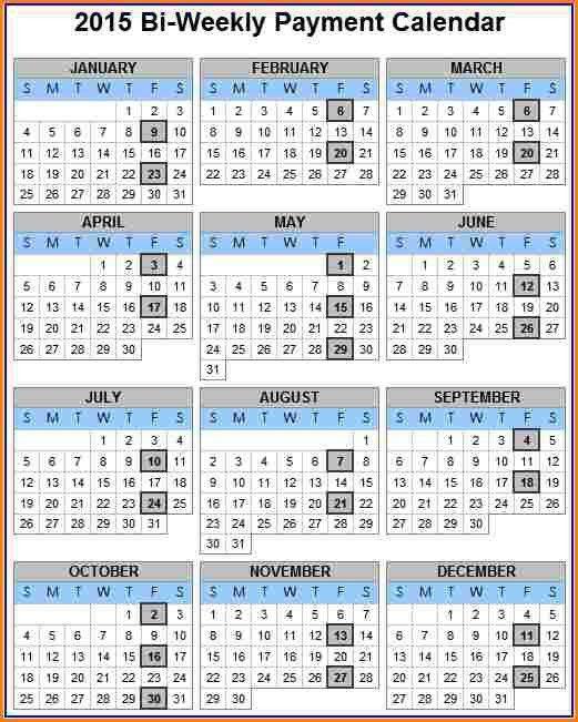 11+ bi-weekly payroll | wedding spreadsheet