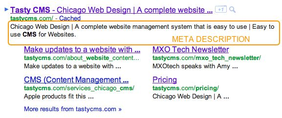 A Quick intro to Meta Keywords, Meta Description and the Title Tag ...