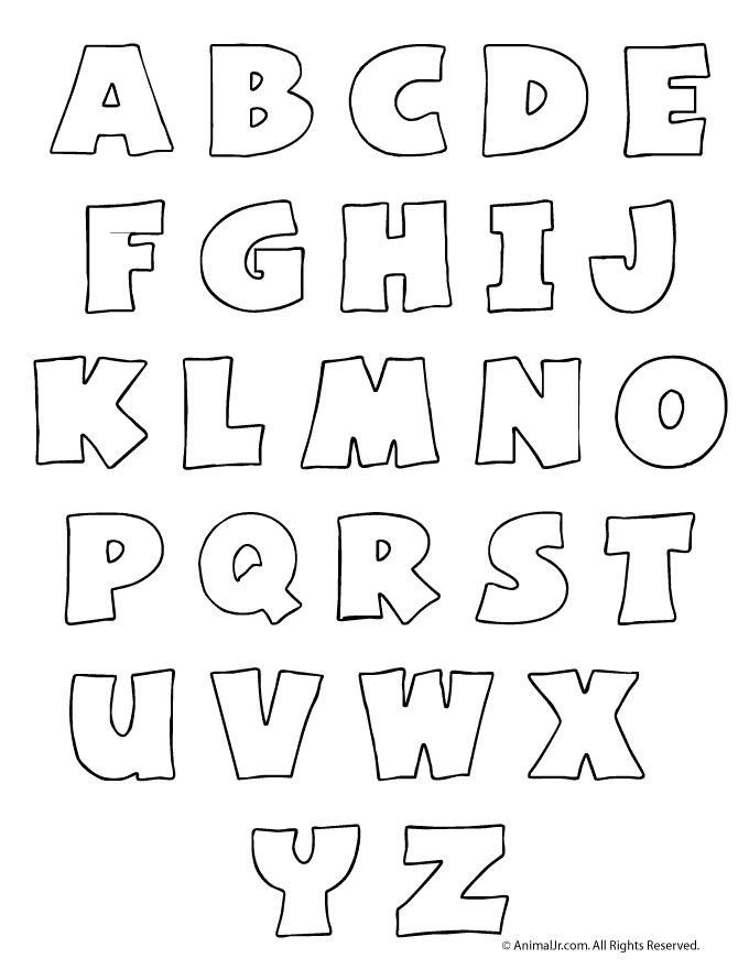 How can you draw bubble letters? - Obfuscata