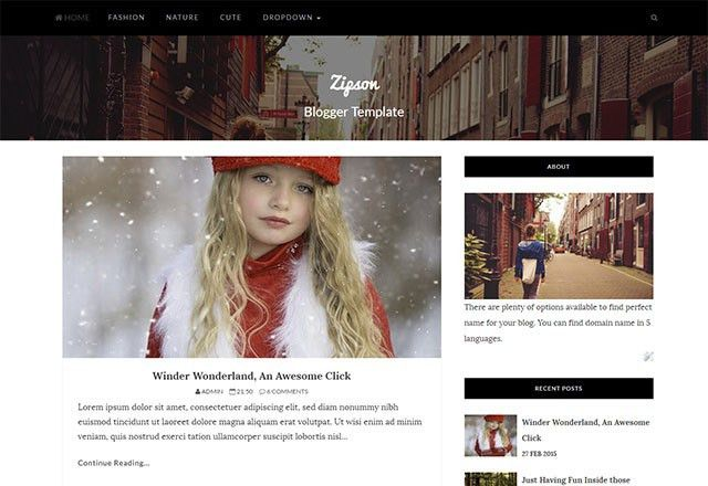 WebLyb Blogger Templates, WordPress themes and many More