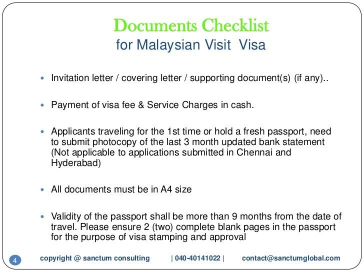 tourist visa covering letter download checklist form for business ...