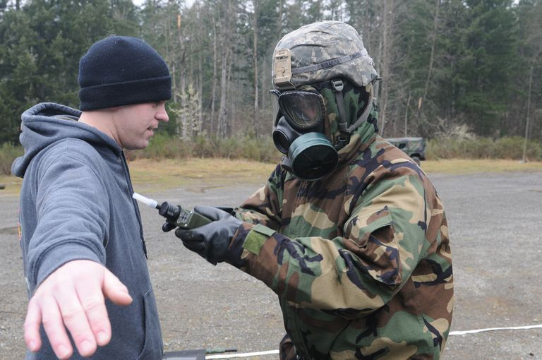 Job Description and Requirements - 74D CBRN Specialist
