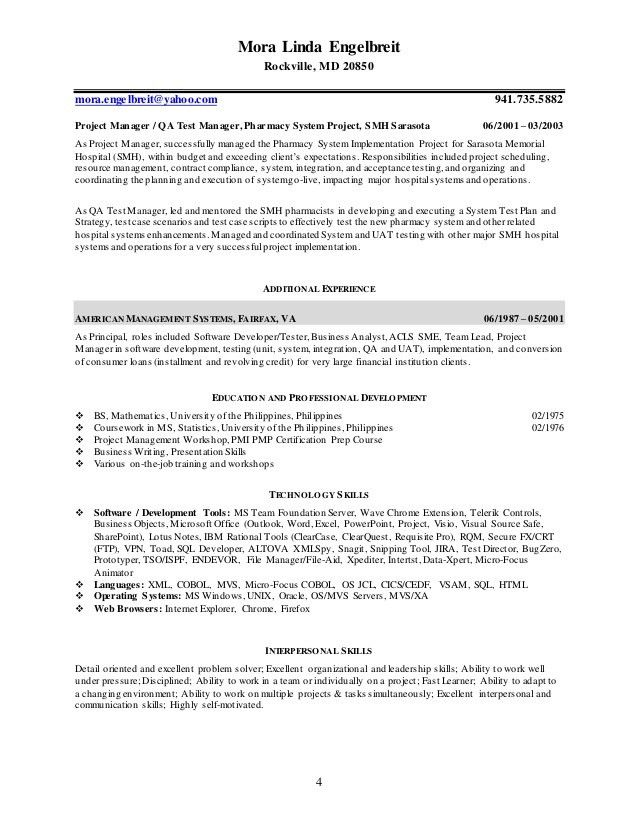 sample qa analyst resume qa analyst resume samples visualcv