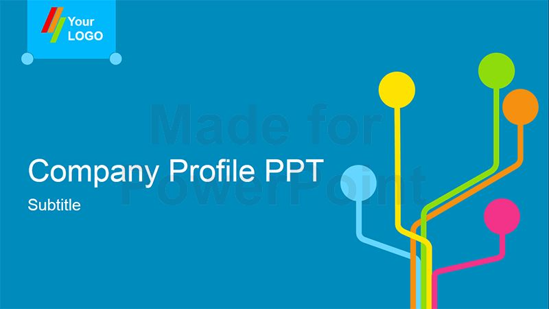 Company Profile PowerPoint Presentation