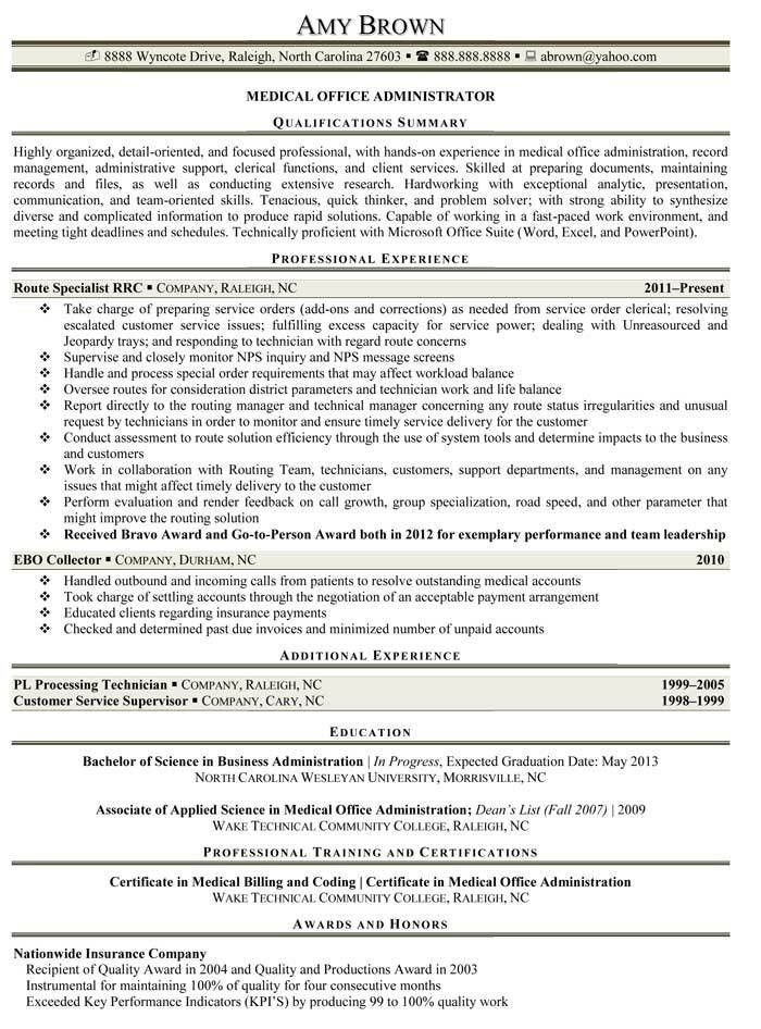 Opulent Ideas Medical Office Manager Resume 8 16 Fields Related To ...