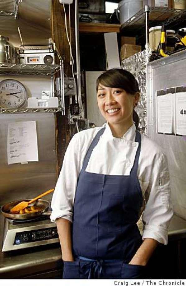 Rising Star Chefs 2009: Melissa Chou - SFGate