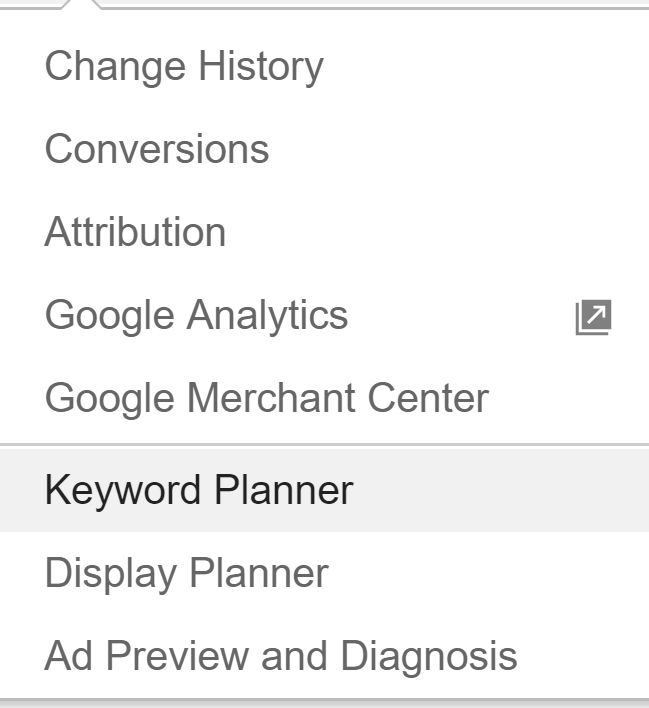 Keyword Commercial Intent - Keyword Research: The Definitive Guide