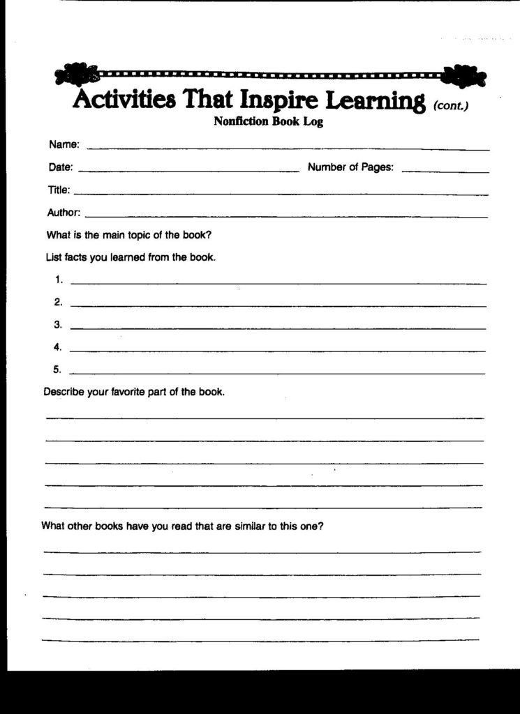 book report template for kids. book review template teen stuff ...