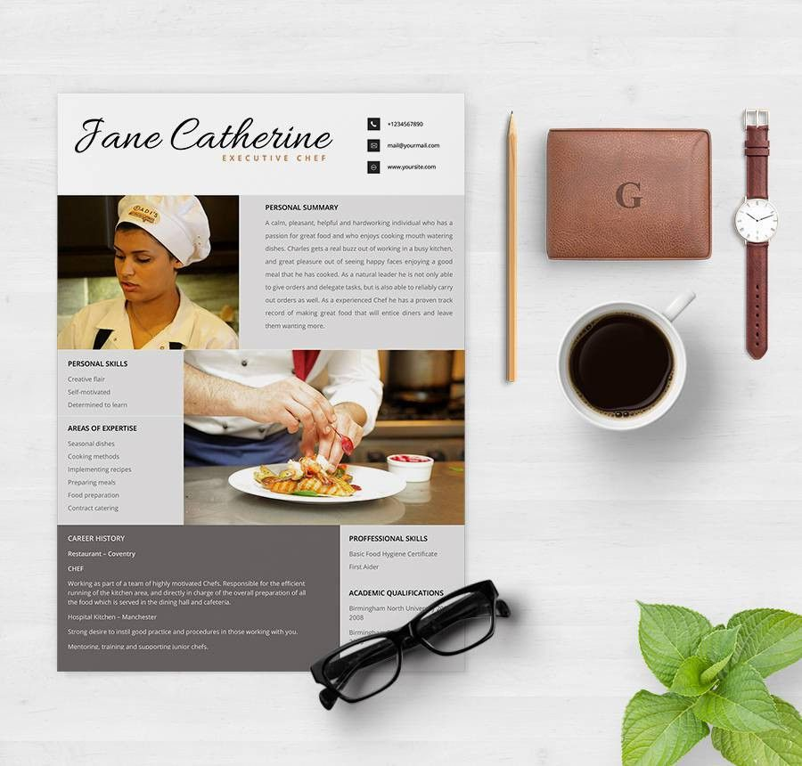 Free Resume Template - 41+ Free Word, PDF Documents Download ...
